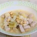 NHKきょうの料理は豚肉と大豆のねぎしょうが煮込みレシピ!藤野嘉子