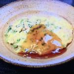 NHKきょうの料理は小松菜のかにたまあんかけ、小松菜と豚肉ののり風味レシピ!大原千鶴