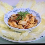 NHKきょうの料理は白菜と鶏むね肉炒めレシピ!脇屋友詞2月9日