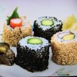 NHKきょうの料理は栗原はるみのうら巻きずしレシピ!かにかまアボカドときゅうり