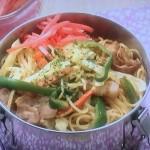 NHKきょうの料理ビギナーズは焼きそば弁当、ブロッコリーのパスタ弁当レシピ!