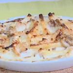 きょうの料理はクリームシチュー、マカロニグラタンレシピ!脇雅世のひとり分おかず