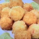 NHKきょうの料理は栗原はるみのハーフコロッケ、ハーブ入りコールスローレシピ!