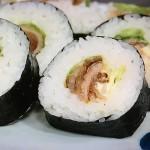 NHKきょうの料理は豚肉のしょうが焼き風太巻き、漬物の彩り太巻きレシピ!佐々木浩アレンジ太巻き