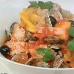 NHKきょうの料理はミートボールとあさりのプロバンス風、クレソンとレタスのちぎりサラダレシピ!島本薫