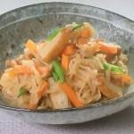 NHKきょうの料理ビギナーズは切り干し大根の煮物、高野豆腐の含め煮レシピ!
