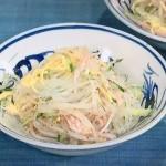 NHKきょうの料理は春雨サラダレシピ!土井善晴の簡単満足おかず