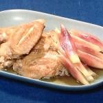 NHKきょうの料理は鶏手羽とみょうがの酢煮レシピ!斎藤辰夫の定番おかずにプラス