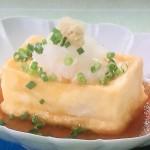 NHKきょうの料理ビギナーズは揚げ出し豆腐、手羽の甘辛揚げレシピ!