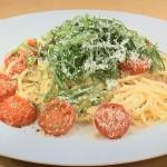 NHKきょうの料理は栗原はるみのセミドライトマトのパスタ、ベリーベリー酒レシピ!