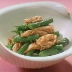NHKきょうの料理ビギナーズはいんげんとささ身のごまあえ、きゅうりと長芋の明太子あえレシピ!