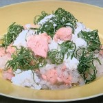 NHKきょうの料理はさけの乳ちらしずし、カッテージチーズ&ホエーレシピ!小山浩子