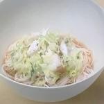 NHKきょうの料理ビギナーズは浅漬けそうめんオリーブ油風味、焼きなすそうめんレシピ!