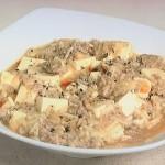 NHKきょうの料理はえのきマーボー、おひとりかにたまレシピ!杵島直美のひとり分中国風おかず