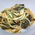 NHKきょうの料理はあじのカレーマリネ、豚ひき肉のハーブマリネ焼きのレシピ!有元葉子