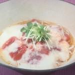 きょうの料理ビギナーズはまぐろのとろろそうめん・鶏ももとトマトのみそそうめん!和食の達人直伝
