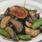 NHKきょうの料理はなすとししとうピリ辛炒め・なすとれんこんの肉みそ炒めレシピ!村田吉弘