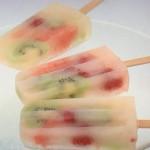 NHKきょうの料理はフルーツアイスキャンデー・グレープアイス・梅酒ソーダアイスキャンデーレシピ!小林かなえ