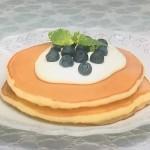 NHKきょうの料理ビギナーズはレモンヨーグルトパンケーキ・マンゴーとパイナップルのトロピカルクレープレシピ!