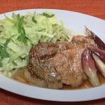 NHKきょうの料理は豚肉とみょうがの甘酢ソテー・トマトと豚の夏のすき焼きレシピ!尾身奈美枝