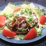 NHKきょうの料理は詰めない肉ピーマン・きゅうりと鶏だんごのチャンプルーレシピ!きじまりゅうた