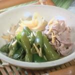 きょうの料理ビギナーズはピーマンと豚肉のポン酢しょうゆ煮・パプリカと鶏肉のスープ煮レシピ!