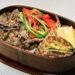 NHKきょうの料理はスタミナ焼き肉弁当レシピ!飛田和緒のスタミナ薬味だれ・ゴーヤーと人参のピリ辛なます
