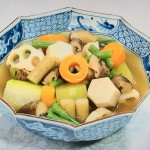 NHKきょうの料理は谷原章介の野菜の冷やしばち・焼き干しだしレシピ!ばあば鈴木登紀子・タイムレスキッチン