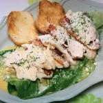 NHKきょうの料理はザミーツの鶏むね肉のシーザーサラダレシピ!Katsu(かつ)の肉サラダ