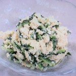 NHKきょうの料理はゴーヤーの白あえ・たたき長芋の梅あえレシピ!松田美智子の和食スタイル
