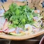NHKきょうの料理は栗原はるみのタイ風春雨サラダレシピ!定番ごはん・タイ料理