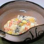 NHKきょうの料理はチーズと栗の秋ごはん・チーズとなすの白ごまあえレシピ!藤田貴子