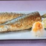 NHKきょうの料理ビギナーズはさんまのフライパン塩焼き・さんまのしょうが煮レシピ!