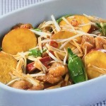 NHKきょうの料理ビギナーズはさつまいもと鶏肉の南蛮漬け・さつもいものサラダレシピ!