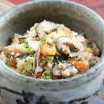 NHKきょうの料理は干ししいたけとおからの炊いたん・ほうれんそうとエリンギのごまびたしレシピ!杉本節子