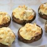 NHKきょうの料理ビギナーズはしいたけのチーズのっけ焼き・しいたけとベーコンのにんにく炒めレシピ!