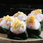 NHKきょうの料理はさば天のおにぎり・生麩のかやくご飯レシピ!杉本節子の京ごはん