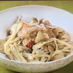 NHKきょうの料理ビギナーズはきのこと豚肉の当座煮、きのこのマリネレシピ!きのこのおかず