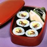 NHKきょうの料理はのり巻き弁当・かまぼこの磯辺焼き・酢ばす(れんこんの甘酢漬け)レシピ!飛田和緒