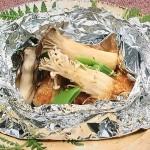 NHKきょうの料理はきのこのホイル焼き・えのきだけと水菜の揚げびたしレシピ!中東久人