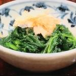 NHKきょうの料理は里芋の煮っころがし・ほうれんそうのおひたし・関東風卵焼き・長芋の赤梅酢あえレシピ!谷原章介のタイムレスキッチン
