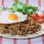 NHKきょうの料理は平野レミのめざましコーヒーご飯レシピ!大胆イメチェンごはん