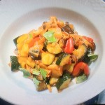 NHKきょうの料理ビギナーズは野菜のトマト煮・野菜のバーニャカウダソースレシピ!落合務シェフのイタリアン料理