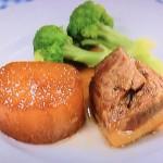NHKきょうの料理は栗原はるみの大根と豚肉のべっこう煮・五目豆レシピ!定番ごはん