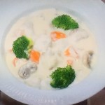 NHKきょうの料理ビギナーズはクリームシチュー・きのこのチャウダーレシピ!大宮勝雄シェフ直伝イタリアン