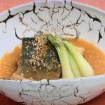NHKきょうの料理はさばのみそ煮・さばの立田揚げ・さけと白菜の煮物レシピ!佐々木浩