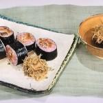 NHKきょうの料理はぶり大根の焼きおにぎり・お茶漬けレシピ!田村隆の香ばしおにぎり