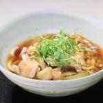 NHKきょうの料理は鶏とねぎのかきたまうどん・えびと厚揚げのシンガポールラクサ風レシピ!柳原尚之・陳建太郎