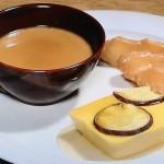 NHKきょうの料理は焼き芋プリン・りんごのキャラメル煮・アップルキャラメルティーレシピ!ムラヨシマサユキ