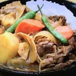 NHKきょうの料理はザミーツのスタミナ肉じゃがカレーレシピ!Mako(まこ)の肉グルメ